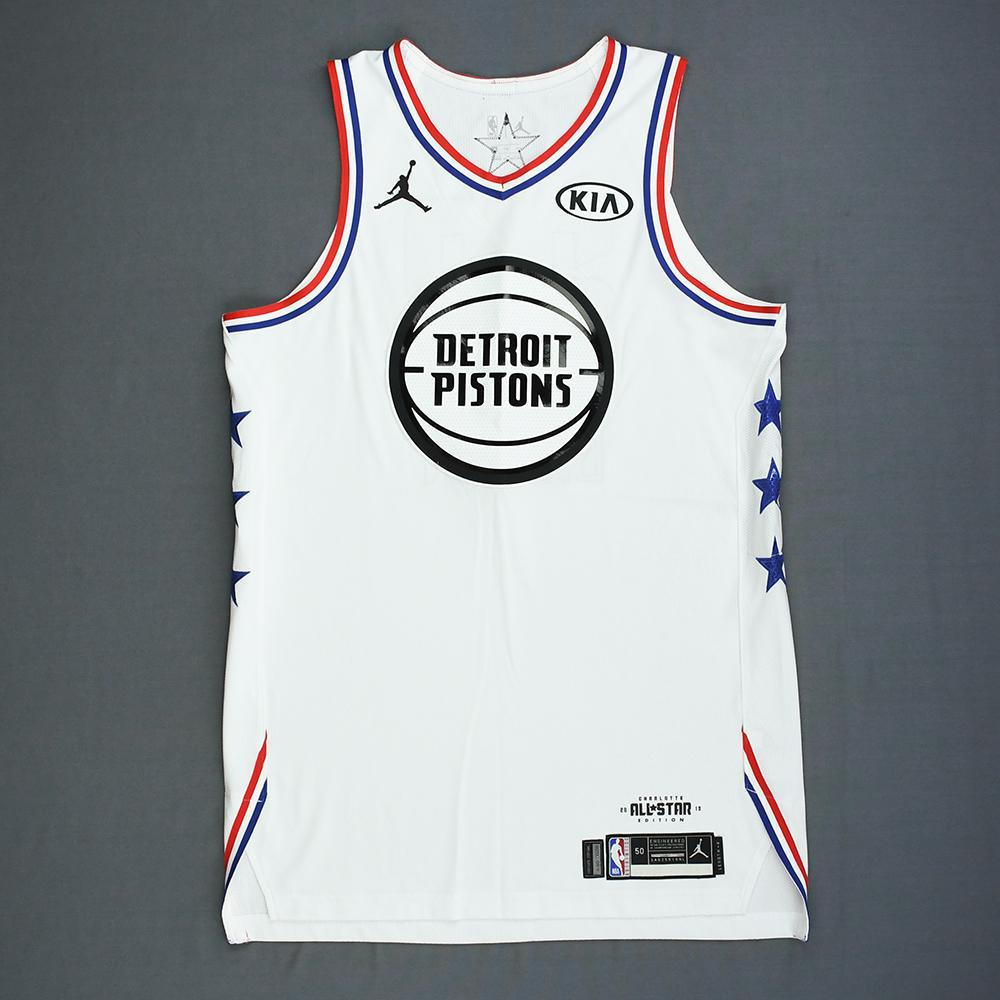 reputable site c9f0d 20b9a Blake Griffin - 2019 NBA All-Star Game - Team Giannis - Game ...