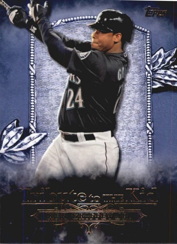Photo of 2016 Topps Tribute to the Kid #KID8 Ken Griffey Jr.