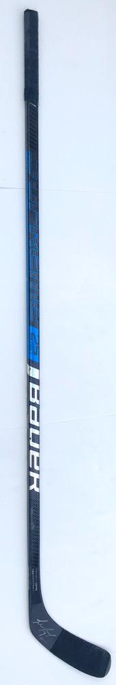 #7 Dmitry Kulikov Game Used Stick - Autographed - Winnipeg Jets