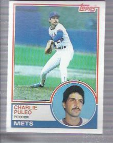 Photo of 1983 Topps #549 Charlie Puleo