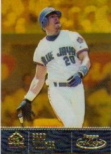 Photo of 2001 Topps Gold Label Class 1 Gold #15 Brad Fullmer