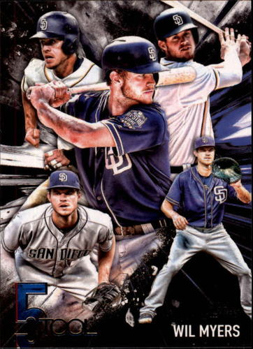 Photo of 2017 Topps Five Tool #5T16 Wil Myers