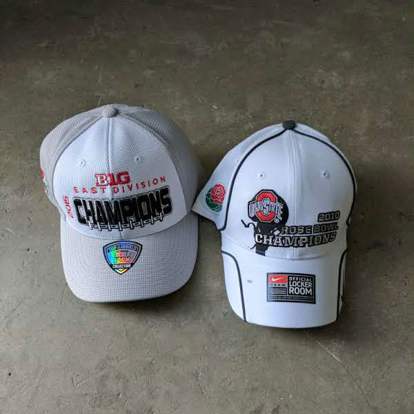 Photo of Ohio State Football Hat Set (2 Hats)