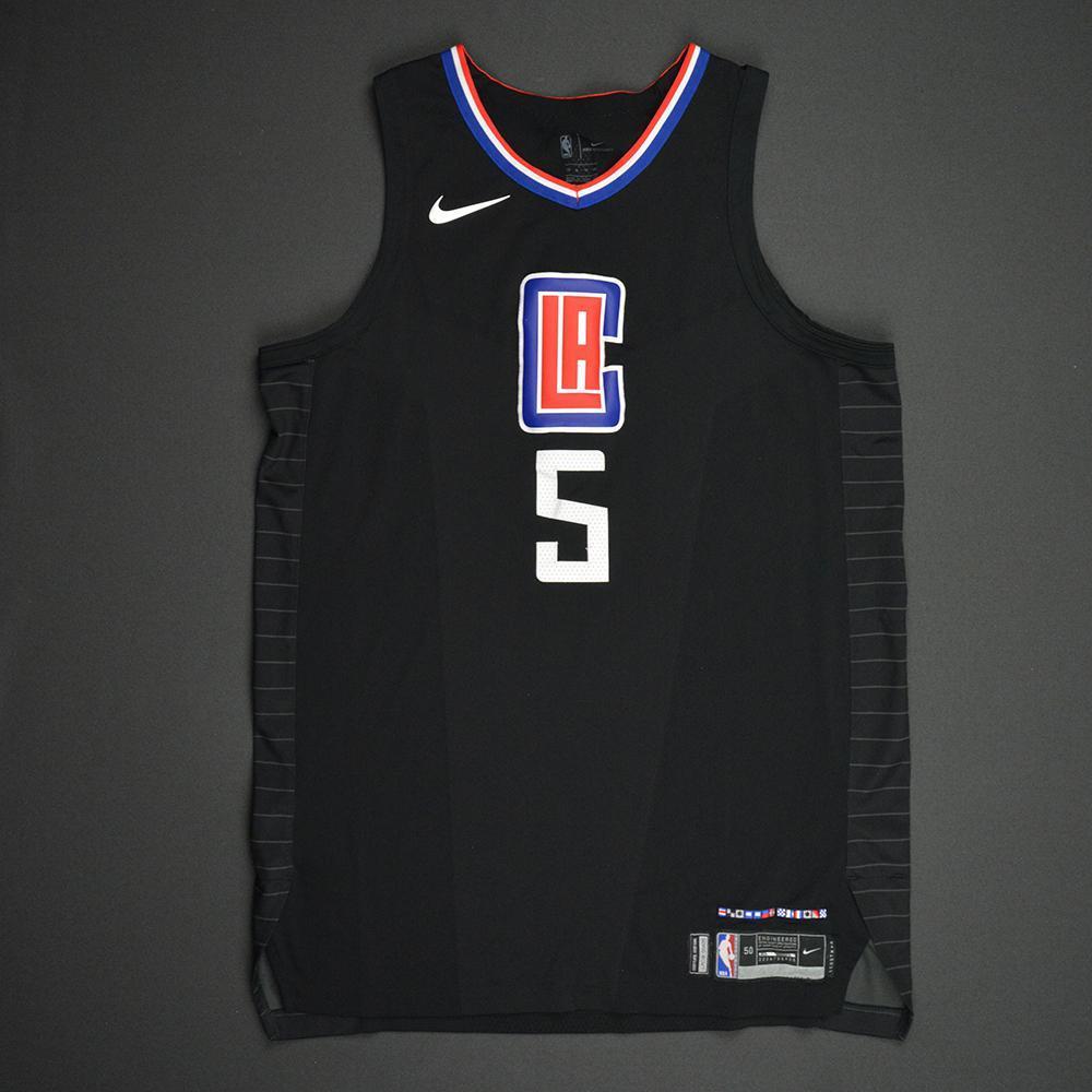 new concept aa3ea 66e9e Montrezl Harrell - Los Angeles Clippers - Statement Game ...