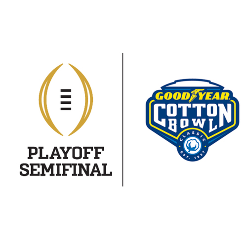 Photo of 2 tickets to the 83rd Annual Goodyear Cotton Bowl Classic at AT&T Stadium