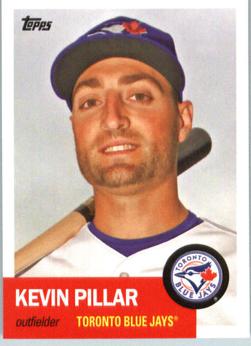 Photo of 2016 Topps Archives #32 Kevin Pillar