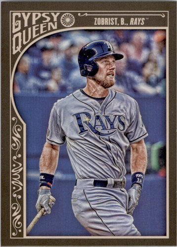Photo of 2015 Topps Gypsy Queen #73 Ben Zobrist