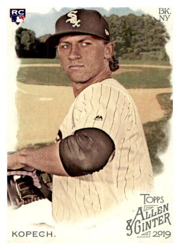 Photo of 2019 Topps Allen and Ginter #119 Michael Kopech RC