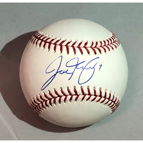 Photo of Joe Kelly Authentic Autographed Baseball