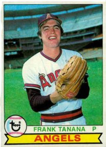 Photo of 1979 Topps #530 Frank Tanana