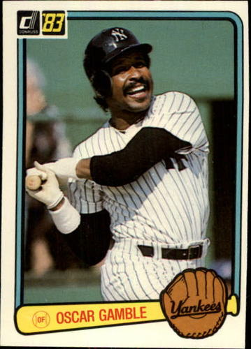 Photo of 1983 Donruss #461 Oscar Gamble