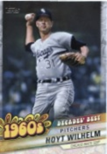 Photo of 2020 Topps Decades' Best Series 2 #DB17 Hoyt Wilhelm