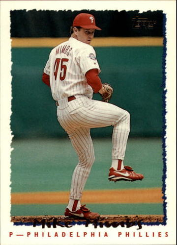 Photo of 1995 Topps Traded #19T Michael Mimbs RC