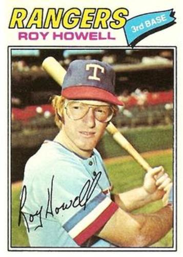 Photo of 1977 Topps #608 Roy Howell
