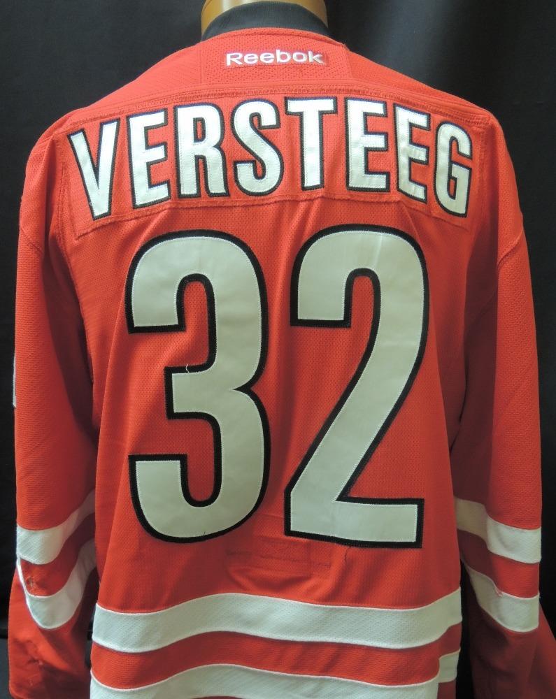 Kris Versteeg #32 Game Worn Jersey