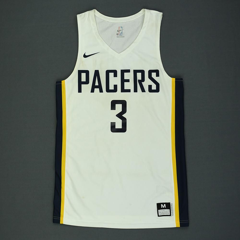 Aaron Holiday - Indiana Pacers - 2018 NBA Summer League - Game-Worn Jersey - 23 Points