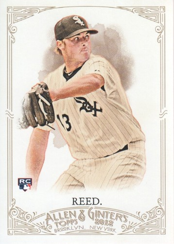 Photo of 2012 Topps Allen and Ginter #190 Addison Reed RC