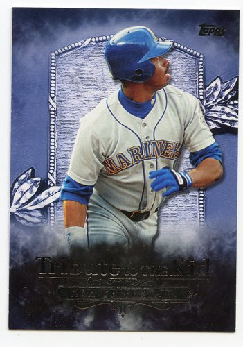 Photo of 2016 Topps Tribute to the Kid #KID15 Ken Griffey Jr.