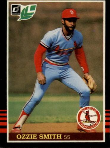 Photo of 1985 Leaf/Donruss #60 Ozzie Smith