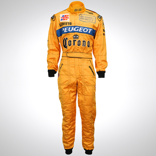 Photo of Martin Brundle 1996 Race Spec Race Suit