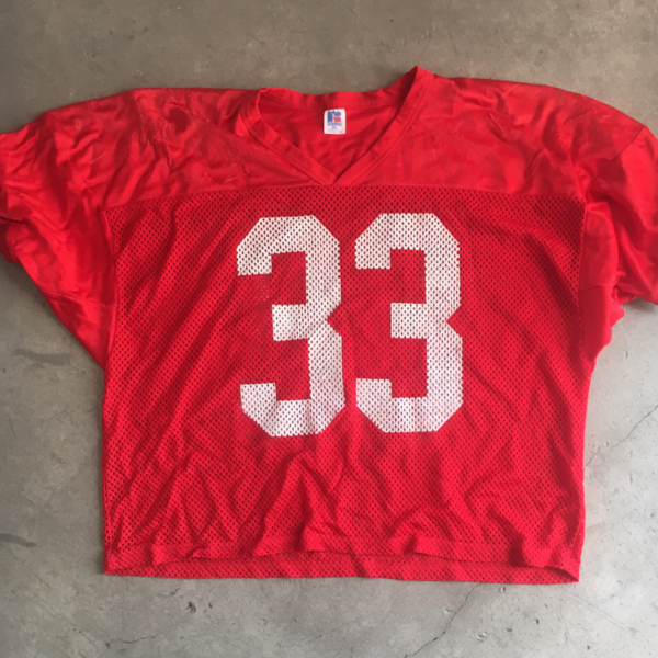 Photo of Ohio State Football Practice Jersey (#33)