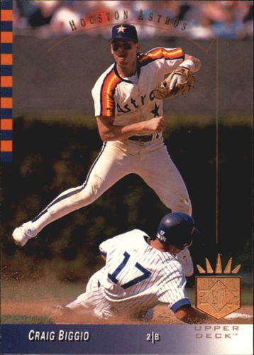 Photo of 1993 SP #29 Craig Biggio