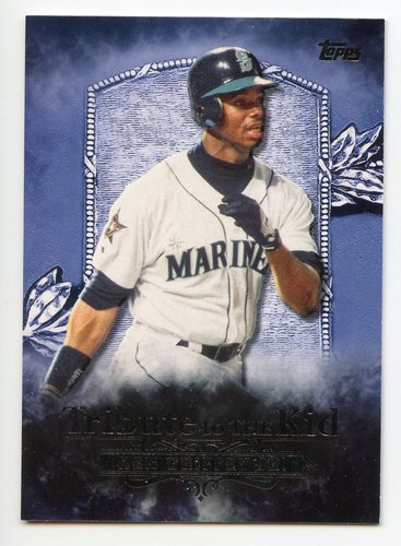 Photo of 2016 Topps Tribute to the Kid #KID16 Ken Griffey Jr.