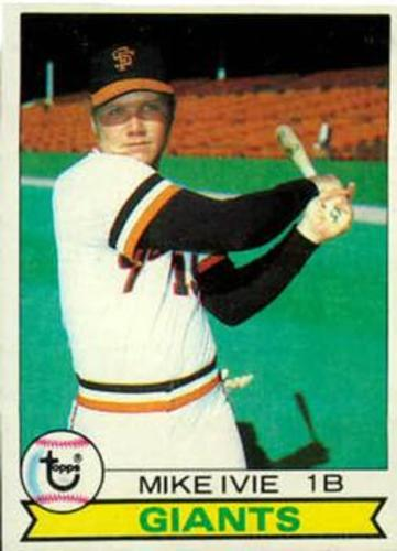 Photo of 1979 Topps #538 Mike Ivie DP