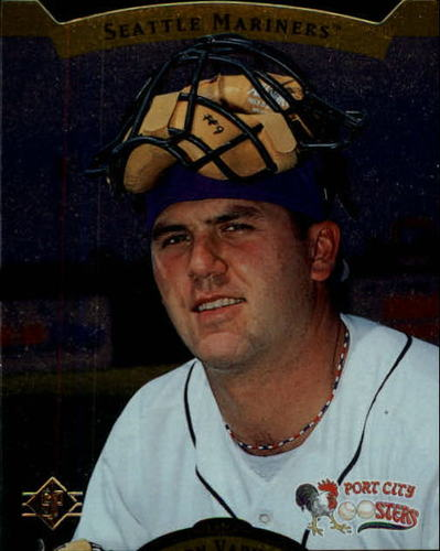 Photo of 1995 SP Top Prospects #153 Jason Varitek