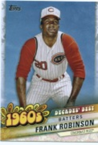 Photo of 2020 Topps Decades' Best Series 2 #DB22 Frank Robinson