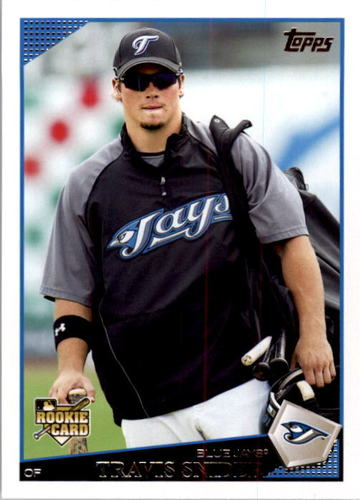 Photo of 2009 Topps #58 Travis Snider RC