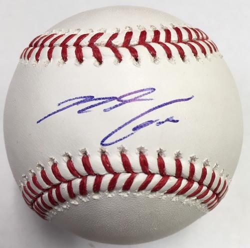 Nolan Arenado Autographed Baseball