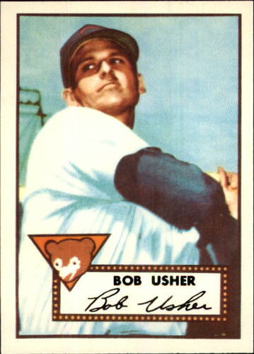 Photo of 1983 Topps 1952 Reprint #157 Bob Usher