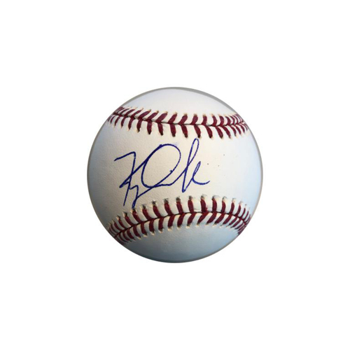 Photo of Kyle Crick Autographed Baseball
