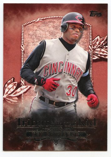 Photo of 2016 Topps Tribute to the Kid #KID20 Ken Griffey Jr.