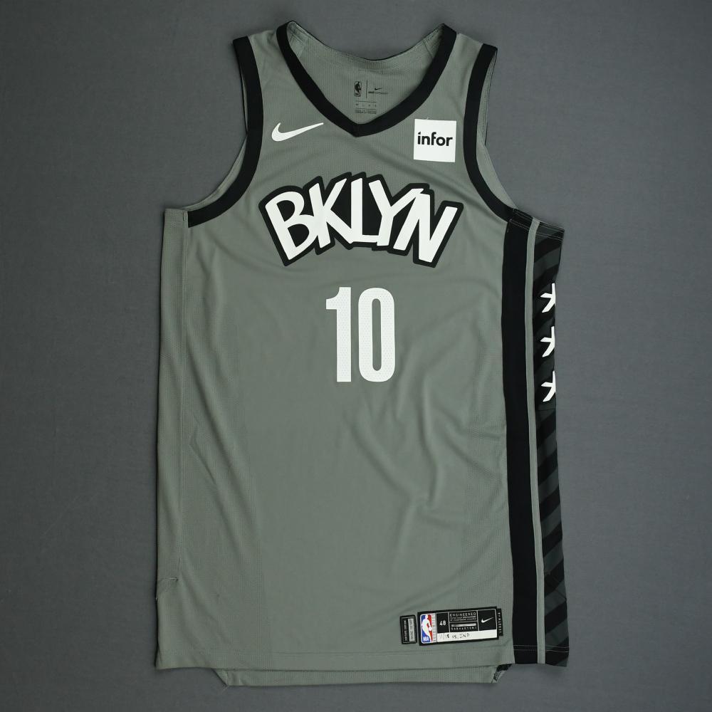 Iman Shumpert - Brooklyn Nets - Game-Worn Statement Edition Jersey ...