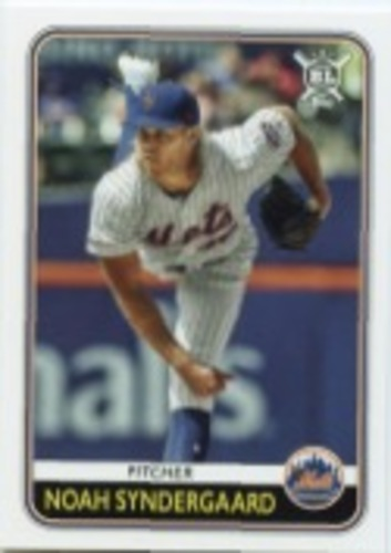 Photo of 2020 Topps Big League #36 Noah Syndergaard