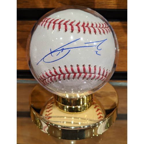 Photo of Xander Bogaerts Autographed Baseball