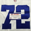 Crucial Catch - Cowboys Travis Frederick Game Issued Jersey w/ Prova Authentication Size 46