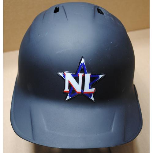 Photo of 2021 MLB All-Star Game -  Game-Used Batting Helmet - Manny Machado