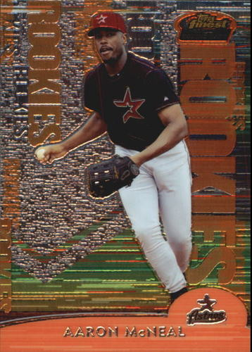 Photo of 2000 Finest #256 Aaron McNeal RC