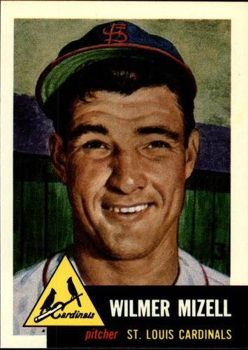 Photo of 1991 Topps Archives 1953 #128 Wilmer Mizell