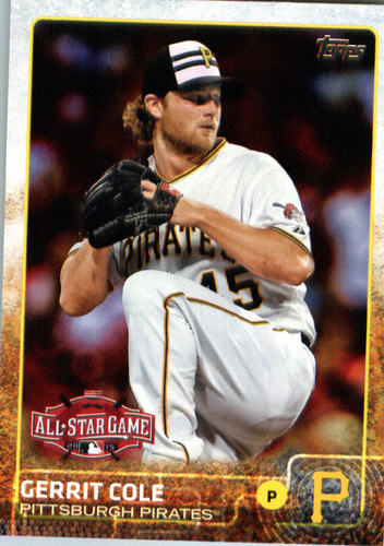 Photo of 2015 Topps Update #US355 Gerrit Cole