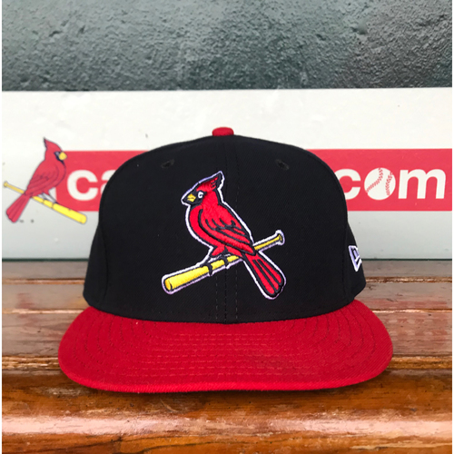 Photo of Cardinals Authentics: Game Worn Tyson Ross Sunday Alternate Cap