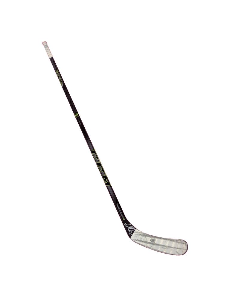 #20 Lars Eller Game Used Stick - Autographed - Washington Capitals