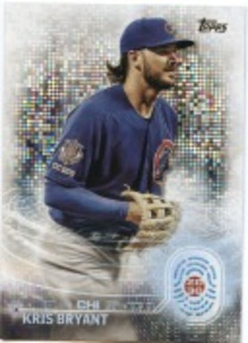 Photo of 2020 Topps 2030 #T20309 Kris Bryant