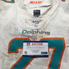 Crucial Catch - Dolphins Kalen Ballage Game Used Jersey (9/8/19) Size 40