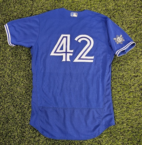 Photo of CHARITY AUCTION: Authenticated Team Issued #42 Jersey: Alex Andreopoulos (2020 Season). Size 46.