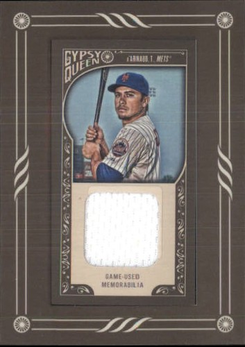 Photo of 2015 Topps Gypsy Queen Framed Mini Relics #GMRTD Travis d'Arnaud