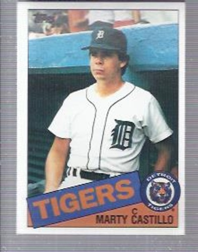 Photo of 1985 Topps #461 Marty Castillo